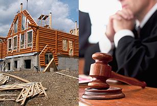 Банкротство физического лица и строительство частного дома: что общего?'