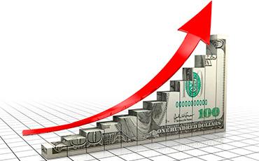Рост курс доллара
