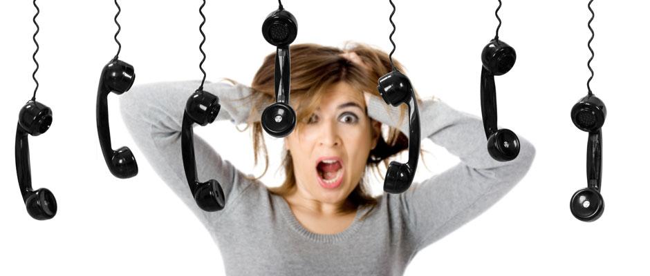 Что делать если звонят коллекторы{q}!